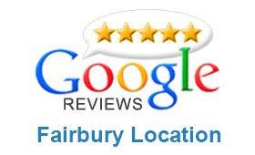 Google Reviews - Fairbury Location