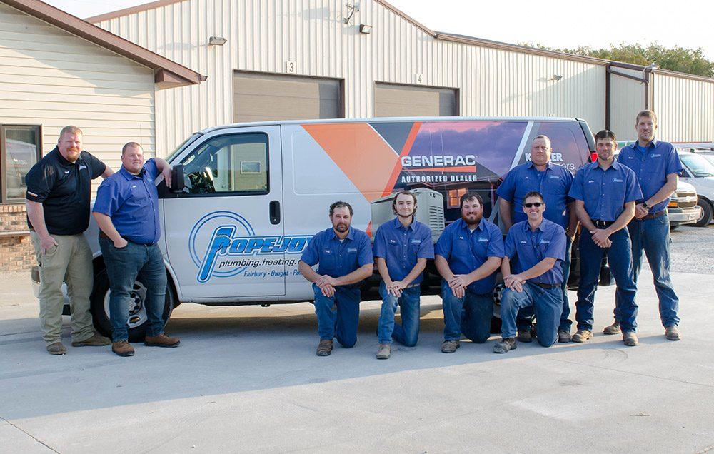 Electrical Service Team