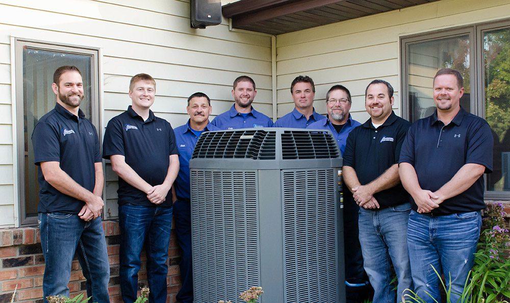 Heating Service Team