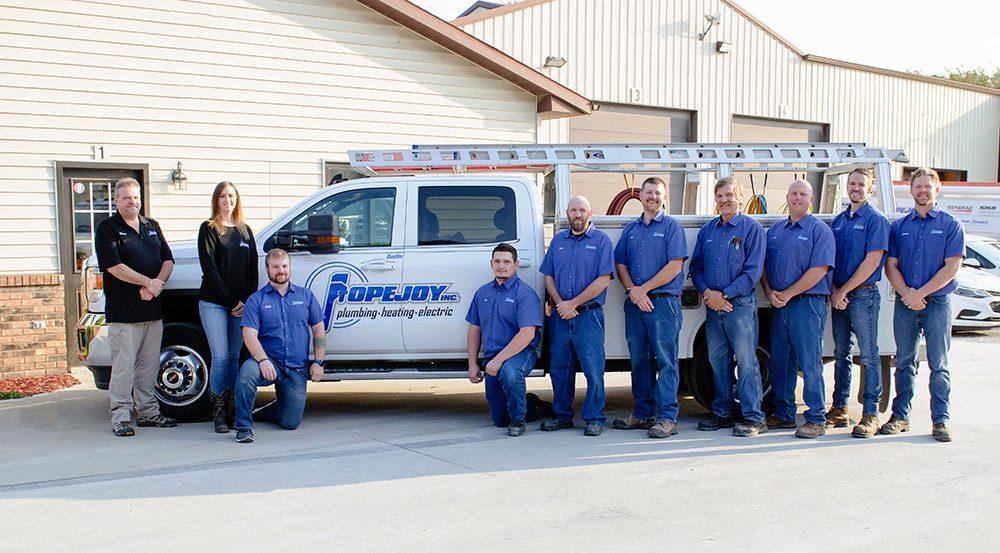 Hvac Technician Plumbing Services