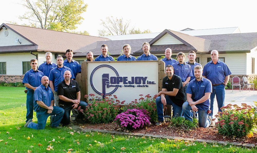 Plumbing Service Team